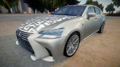 Lexus GS-F New
