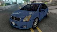 Nissan Sentra 2009 Improved v2 для GTA San Andreas