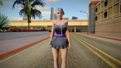 DOA Christie Sweety Valentines Day для GTA San Andreas
