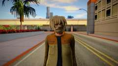 Gang Skin Manhunt для GTA San Andreas