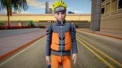 Naruto для GTA San Andreas