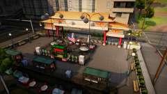 Project China для GTA San Andreas