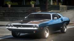 Dodge Challenger PSI-R 70S для GTA 4