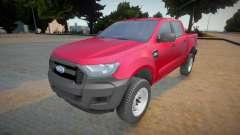 Ford Ranger XL 2016 для GTA San Andreas