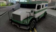 Brute Stockade SA Style Improved для GTA San Andreas