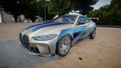 2021 BMW M4 GTR для GTA San Andreas