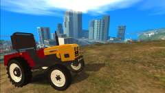 SIDHUMOOSEWALA 5911 TRACROR BY HARINDER MODS для GTA San Andreas