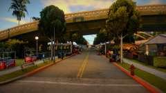 Mapping Grove Street для GTA San Andreas