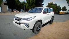 Toyota Hilux SW4 2017 для GTA San Andreas
