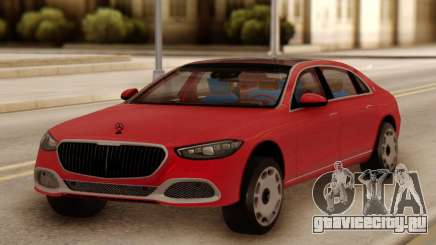 Mercedes-Benz Maybach w223 для GTA San Andreas