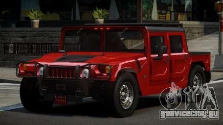 Hummer H1 GS H-Tuned для GTA 4