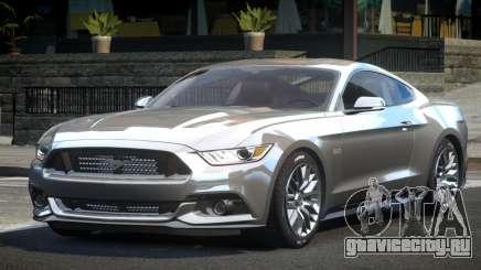 Ford Mustang GT U-Style для GTA 4