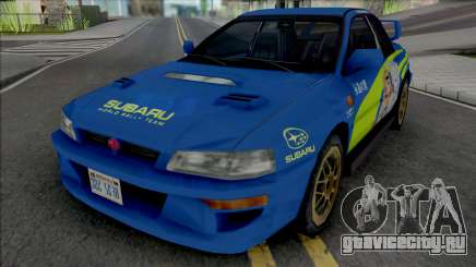 Subaru Impreza 22B Rally для GTA San Andreas