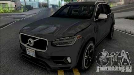 Volvo XC90 T8 2017 Improved для GTA San Andreas