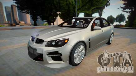 Holden HSV GTS 2014 для GTA San Andreas