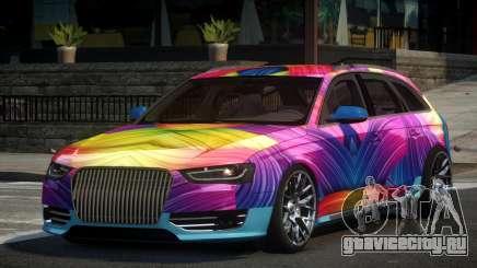 Audi RS4 BS-R PJ6 для GTA 4