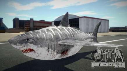 Shark Plane для GTA San Andreas