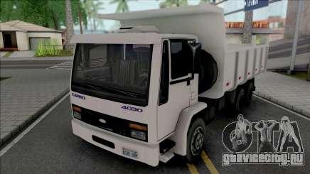 Ford Cargo 4030 для GTA San Andreas