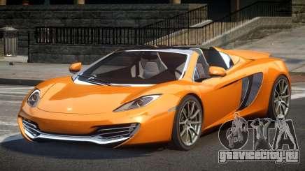 McLaren MP4-12C PSI-R для GTA 4