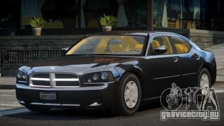 Dodge Charger GS V1.1 для GTA 4