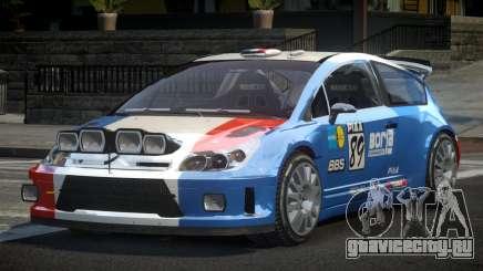 Citroen C4 SP Racing PJ5 для GTA 4