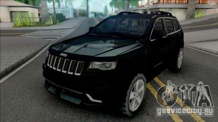 Jeep Grand Cherokee SRT 2014 Improved для GTA San Andreas