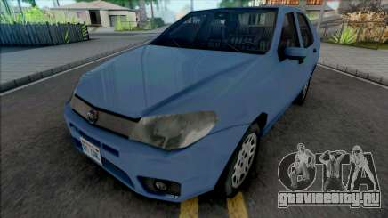 Fiat Siena HLX 2007 SA Style для GTA San Andreas