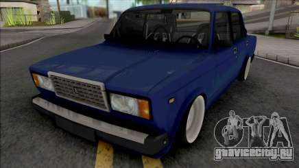ВАЗ 2107 Stance для GTA San Andreas