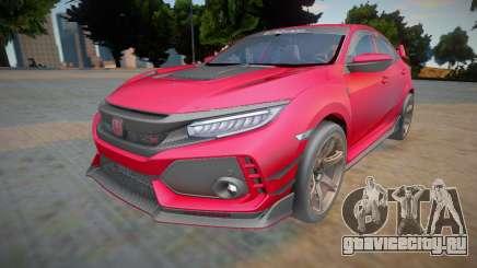 Honda Civic Type R Varis для GTA San Andreas