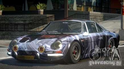 Renault Alpine A110 L8 для GTA 4
