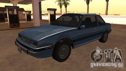 Chevrolet Cavalier 1988 Coupe для GTA San Andreas