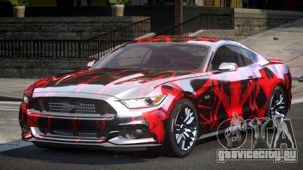 Ford Mustang GT U-Style L2 для GTA 4