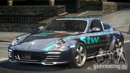 Porsche 911 GST-C PJ7 для GTA 4