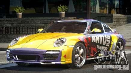 Porsche 911 GST-C PJ1 для GTA 4
