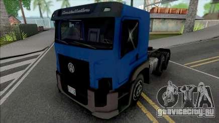 Volkswagen Constellation 24.280 Cavalo Mecanico для GTA San Andreas