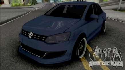 Volkswagen Polo Tuning для GTA San Andreas
