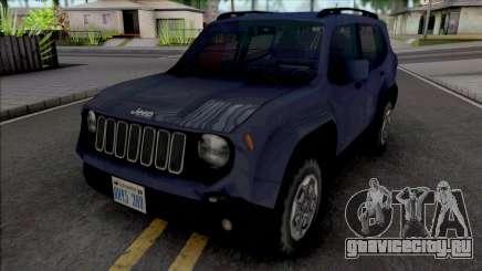 Jeep Renegade 2020 для GTA San Andreas