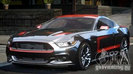 Ford Mustang GT U-Style L1 для GTA 4