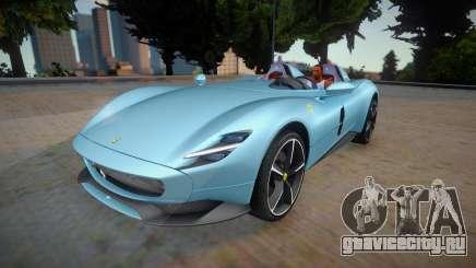 Ferrari Monza SP2 2020 для GTA San Andreas