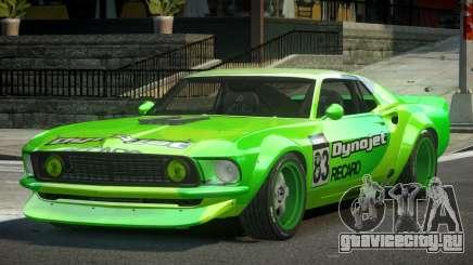 Ford Mustang RTR-X PJ4 для GTA 4
