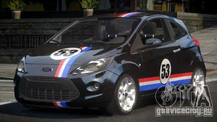 Ford Ka BS-R L9 для GTA 4