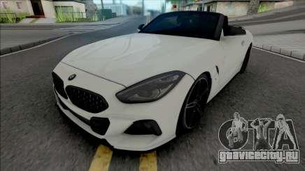 BMW Z4 AC Schnitzer 2019 для GTA San Andreas