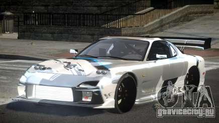 Mazda RX-7 GST G-Tuned L6 для GTA 4