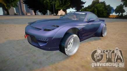 Mazda RX-7 Toyo Tires для GTA San Andreas