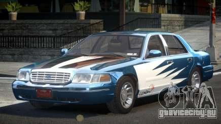 Ford Crown Victoria 90S L6 для GTA 4