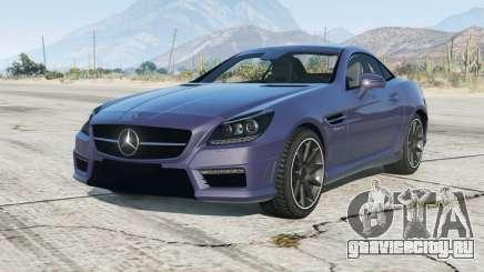 Mercedes-Benz SLK 55 AMG (R172) 2012 для GTA 5