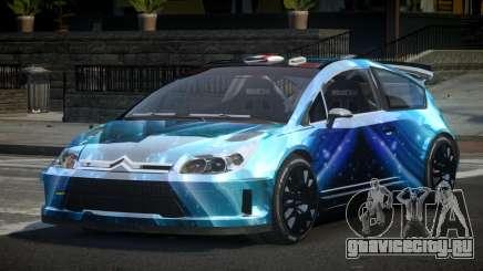 Citroen C4 SP Racing PJ8 для GTA 4