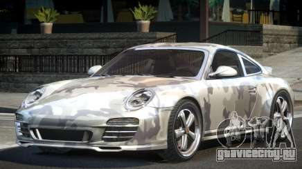 Porsche 911 GST-C PJ5 для GTA 4