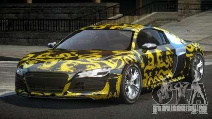 Audi R8 BS-G L9 для GTA 4