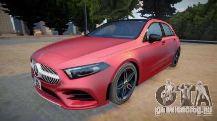 Mercedes-Benz A200 2020 для GTA San Andreas